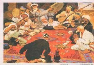 Traditionalmusiciran